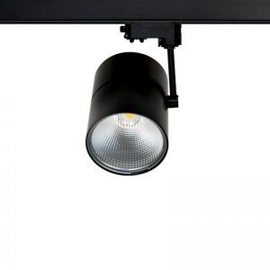 Dimmable cob led track spot dimming